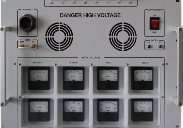 High-Voltage Power Supply Tester